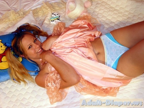 Adult-Diaper features hundreds of photos of Adult Baby Girls wearing ...: www.diapergallery.com/site009/007.html